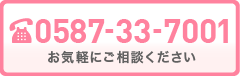0587-33-7001