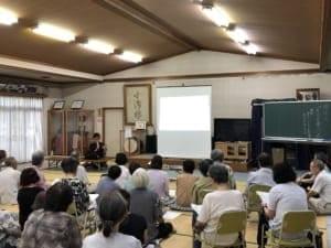在宅医療_稲沢市_講演